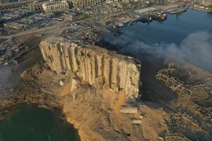 7月に爆発の危険警告、レバノン 治安当局が首脳に|全国のニュース ...