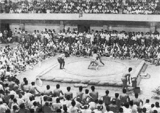 力尽くして 松浦青年相撲70年(上)重ねた歴史