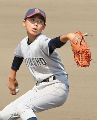 学童軟式野球 北川副少年など8強
