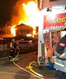 東京の共同住宅で火災、2人死亡