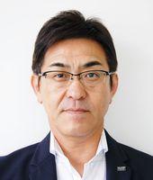 コカ・コーラボトラーズジャパン 九州地区統括本部長の安藤茂弘さん