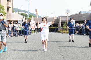 【速報】佐賀県内の聖火リレー、基…