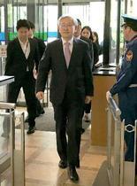 政府、韓国に仲裁委応諾働き掛け
