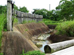 城柵と環壕