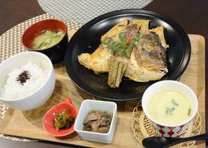 浜宿キッチンの「あらだき定食」