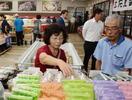 産直市場「吉野麦米」9日本格オープン