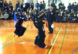 みんなのスポーツジュニア 剣道