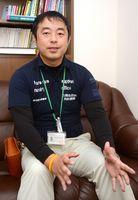 杉本健さん