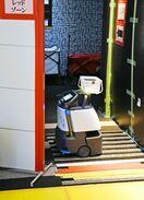 <新型コロナ>療養施設でロボットサポート公開 佐賀県