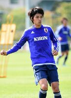 サガン鳥栖に期限付き移籍で加入することが決まった佐賀東高出身のMF中野嘉大