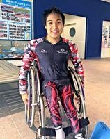 車いす陸上で東京パラリンピック出場を目指す脇山陸久さん