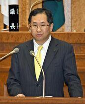 新幹線フル規格整備  知事「数年…