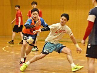 トヨタ紡織九州、4強狙う ハンドボール日本選手…
