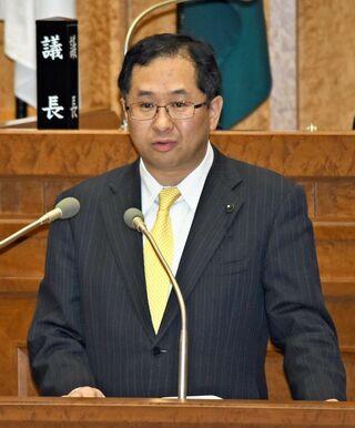 <新幹線長崎ルート>フル規格整備 知事「数年では議論できぬ」