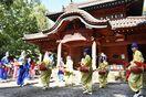 【動画】釈菜の舞と太鼓、CATVで披露 東原庠舎西渓校に…