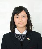 生徒会長 石山沙羅さん
