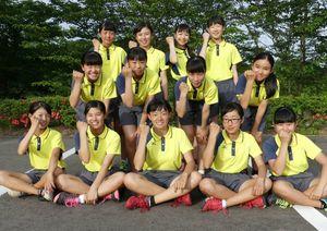 鳥栖中・女子ソフトテニス部