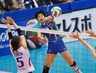 長岡選手が学生を応援 久光製薬スプリングス、30日にインスタ企画