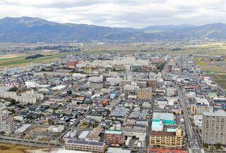 <空さんぽ 学校のある風景(47)>佐賀大学・鍋島キャンパス周辺