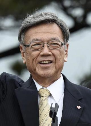 翁長雄志・沖縄県知事が死去