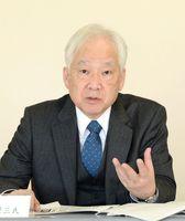 佐賀大学大学院教授・上野景三氏