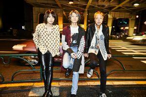 バンド「前後のカルマ」の(左から) 西村諒次郎さん、西村晃史郎さん、森戸皓平さん(提供写真)
