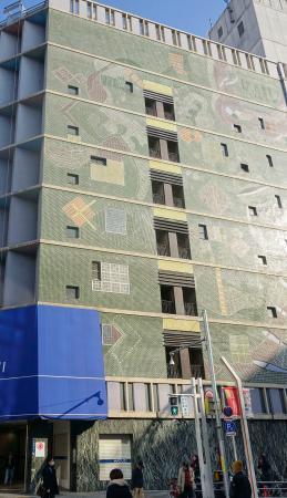 名古屋・丸栄の外壁タイル保存へ