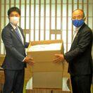 <新型コロナ>佐賀青年会議所が手作りマスク、放課後児童ク…