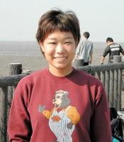 前﨑桜樹さん