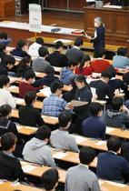 国公立大学2次試験始まる