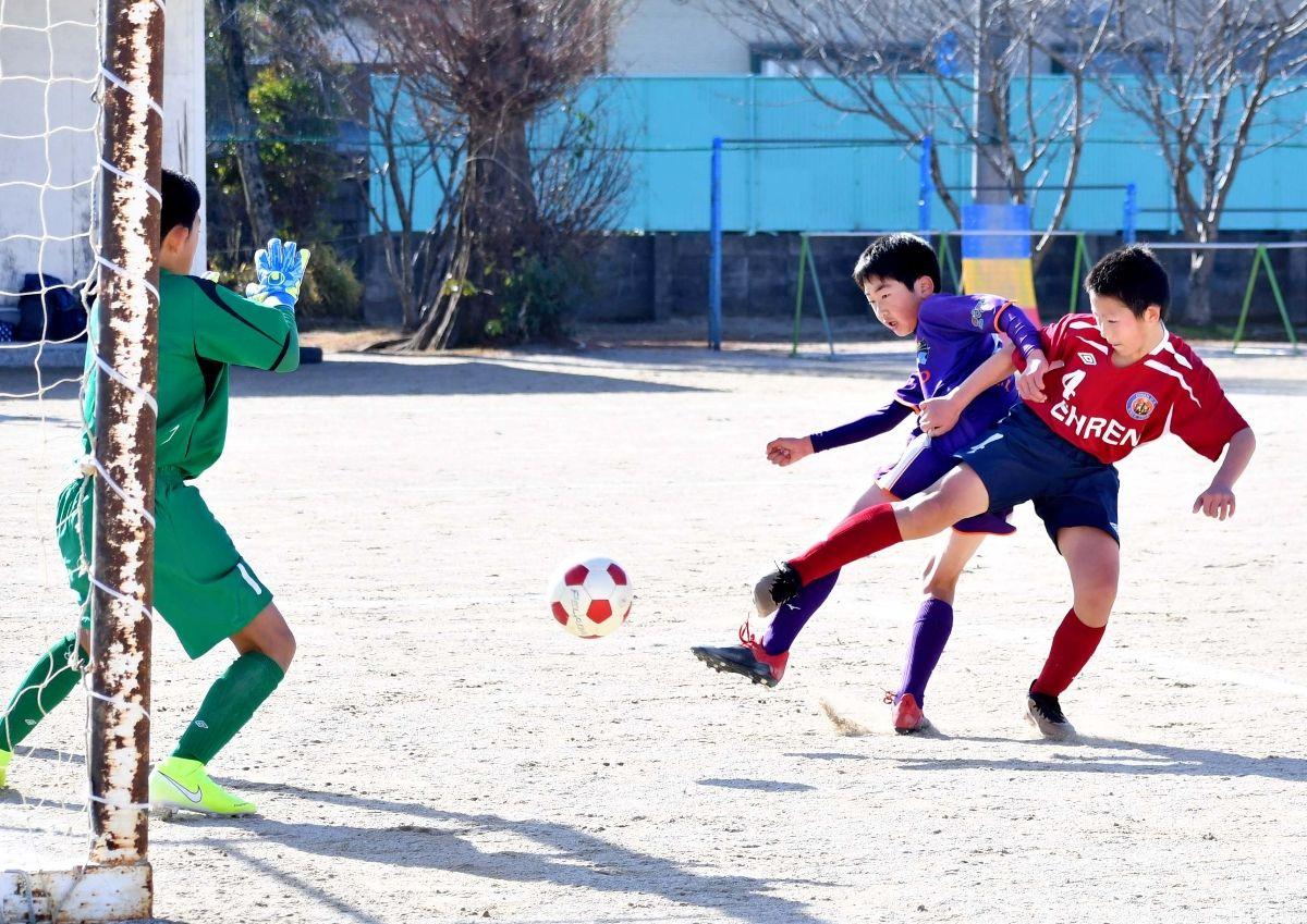 福島県 2020 サッカー ろうきん杯