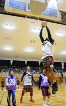 佐賀県バスケットボールフェスティバル 6年生、プロに挑戦