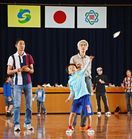 紙飛行機飛べ!いつまでも 佐賀市で競技大会