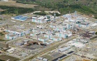 原燃、放射性廃棄物を不適切保管