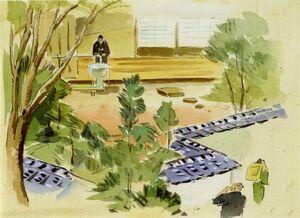 鍋島直正が隠居所に水道を引いた「第七〇図」