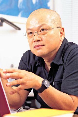 <ふるさと賛歌>岡山大学惑星物質研究所教授 中村栄三さん(64)