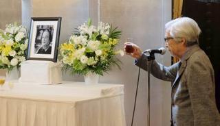 脚本家・橋本忍さんにお別れ