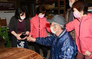 【動画】松尾酒造場「宮の松」3年ぶり復活 杜氏・井上さん「再スタート切れた」