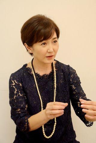 がん治療しながら働ける社会に 生稲晃子さんインタビュー