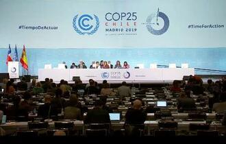 COP25、合意断念し先送り