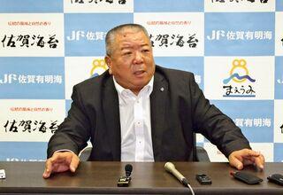 佐賀県有明海漁協、新組合長決めに3日間 オスプレイ協議控え、しこり懸念も