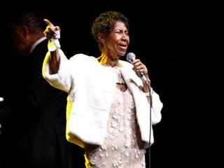 米歌手アレサさん、ホスピス治療