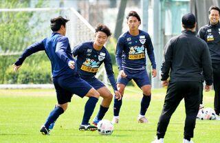 【動画】サガン、10日にホームで浦和戦 2カ月ぶりに練習公開