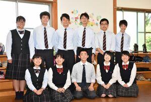 白石高校・JRC部