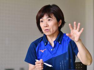 藤井洋恵さん(佐賀県障がい者スポーツ協会 指導員)