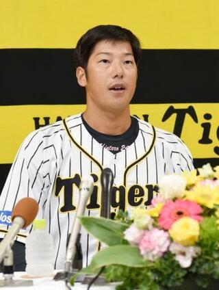 阪神、横田慎太郎が引退表明