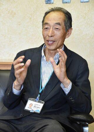 <ニュースこの人>光州博物館と協定を結んだ 九州陶磁文化館館長・鈴田由紀夫さん(67)