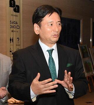 <新幹線長崎ルート>アセス費計上見送り 山口知事「当然の結果」