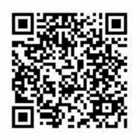 応募方法を記載した3日付記事へのアクセスQRコード
