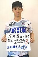 GK高丘陽平選手